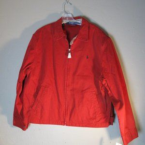 New Ralph Lauren Red Duck jacket XL